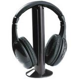 Mitashi 5 in 1 Cordless Headphone