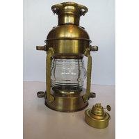 Nauticalmart Antique Style Home Decorative Oil Lamp Lantern