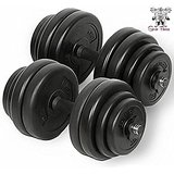SPORTO FITNESS 8KG COMBO16 Dumbbells Kit