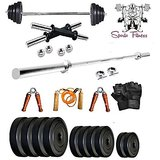 SPORTO FITNESS 20KG COMBO16 Dumbbells Kit