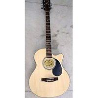 POLO ACCOUSTIC GUITAR WITH DIGITAL TUNER ,STRINGS PACK+STRAP+COVER+PICKS