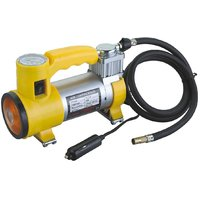 12V Portable Electric Air Compressor/Tyre Inflator For Cars And Bikes