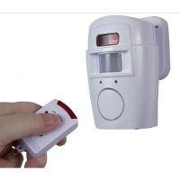 Wireless Burglar Theft Loud Siren Alarm PIR Motion Sensor Security Siren 105db