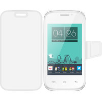 MTECH A6 INFINITY WHITE 32 GB DUAL CAMERA 3.5INCH SMART PHONE
