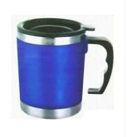 Ideals - Single STAINLESS STEEL COFFEE MUG / TRAVEL MUG WITH COVER