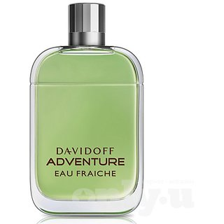 DavidOff Adventure Eau Frachie Perfume Men  100ml