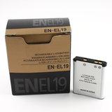 Nikon EN EL19 Rechargeable Li Ion Battery Compatible for Nikon