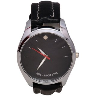 Belmonte World-class Black Dial Watch