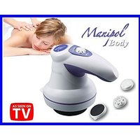 MANIPOL Complete Body Massager (As Seen On TV)