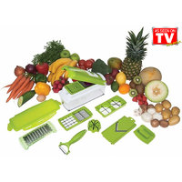 Nicer Dicer Plus Multi Chopper Vegetable Cutter Fruit Slicer Peeler - 5982510