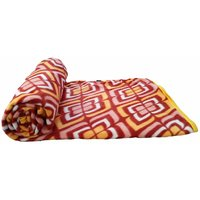 JK Handloom Antipiling Fleece Double Ply Blanket Double Bed Tys
