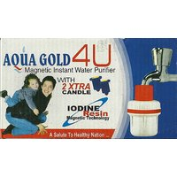 WATER PURIFIER FOR TAP Original Aqua Gold Water Purifier With Two Extra Filter