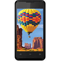 Intex Aqua 3G Dual Sim - Black