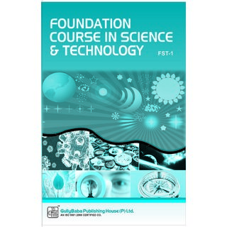 Fst01 Foundation Course In Science & Technology (Ignou Help Book For  Fst-01  In English Medium)