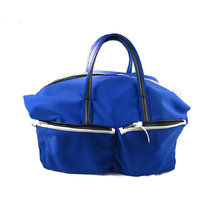 Dallas Weekender Travel Bag -electric Blue