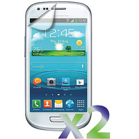 2 X Screenguard Clear For Samsung Champ Neo Duos C3262