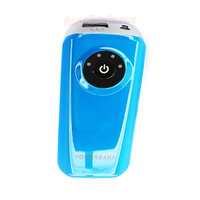 Flintstop Power Bank 5600 MAh With Torch - Blue