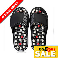 Acupressure Massage Slippers Free Shipping Lowest On Shopclues