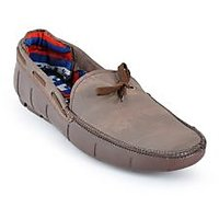 Foot n Style Brown Loafer FS356