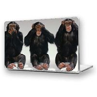 3 Monkey Laptop Skin High Quality - DW-05 - High Quality 3M Vinyl