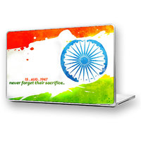 15 August 1947 Laptop Skin High Quality - DW-11 - High Quality 3M Vinyl
