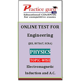 Electromagnetic Induction And A.C. Circuits PGJEEP025