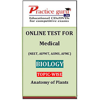 Anatomy Of Plants PGNEETB047