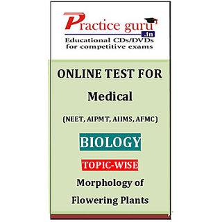 Morphology Of Flowering Plants PGNEETB049