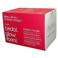 Aroma Magic Bridal Glow Facial Kit.