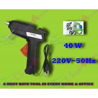 40 W Brand New Hot Melt Glue Gun With FREE 1 High Quality Big Size Glue Stick