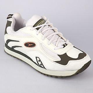 Tuffs White Sports Shoes PS-100DWhite