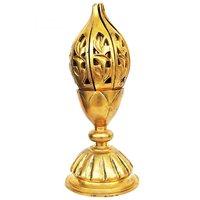 Beautiful Worship Diya Brass Metal Made By Aakrti