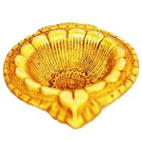 Exclusive & Beautifying Brass Diya For Temple Aakrati