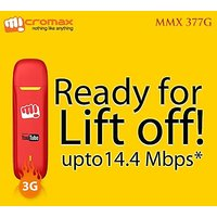 Micromax 377G Data Card+Original Invoice And Express Shipping - 6024100
