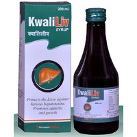 KWALI LIV (100% NATURAL LIVER TONIC) 200 Ml
