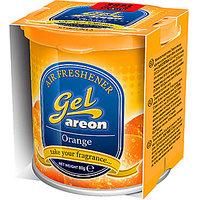 Combo For Car Areon Gel Air Freshener Orange