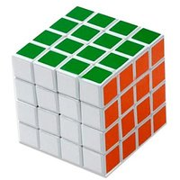 Magic Play Cube Rubiks Cube 4 X 4 Cube Kids Puzzle Toy