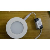 Round Ceiling LED Panel Light - 6 Watt