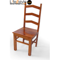 Sheesham Wood Dining Chair (PFA-90012)