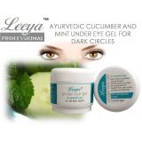 AYURVEDIC CUCUMBER AND MINT UNDER EYE GEL FOR DARK CIRCLES-Pack Of 2