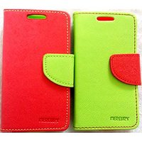 Samsung 7562 Mercury Fancy Diary Flip Cover CASE For Samsung Galaxy S-Duos 7562
