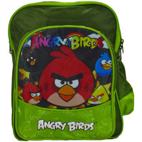 Priority Angry Birds Front School Bag