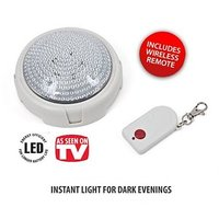 Brite Light Cordless Emergency Led Light With Remote Control LIGHT