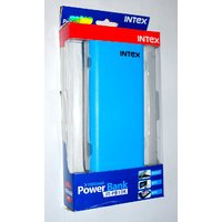 INTEX POWER BANK 10000 MAH WITH FREE SHOP24X7 LEATHER KEY RING