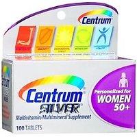 Centrum Silver Ultra Women's Multivitamin Multimineral Supplement Tablet 10