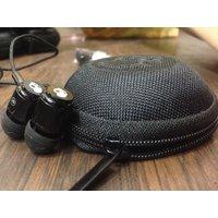 SkullCandy Earphones With Mic ( Best Audio Quality In All Phones )