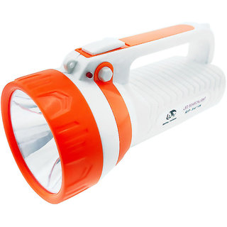 Super Rechargeable Torch With LED Power Light- RP841W