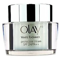 Olay White Radiance Protective Cream SPF 24 PA++, 50g.