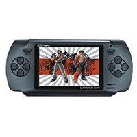 Sameo Wonder Boy ( 8 Bit Handheld Game) -  Magical Black