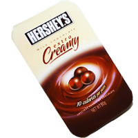 Hershey Extra Creamy Milk Chocolate Pearls